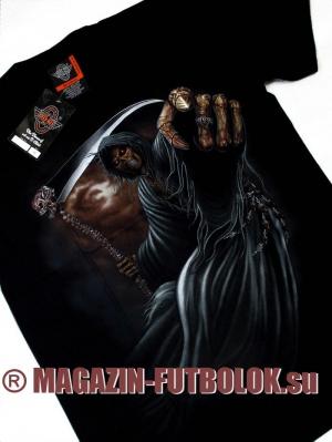 3-d футболка с черепом your next