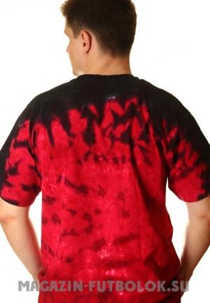 футболка ac-dc burning bells