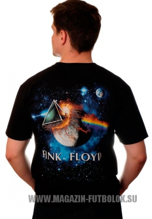 Футболка Pink Floyd Big Blow