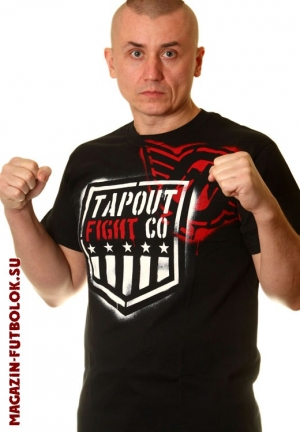 футболка tapout branded