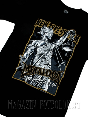 and justice for all футболка metallica