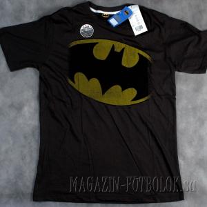batman logo - футболка со знаком бэтмена