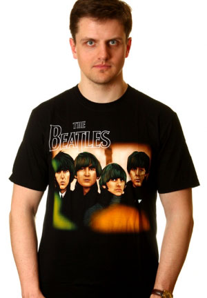 купить футболку битлз - beatles for sale