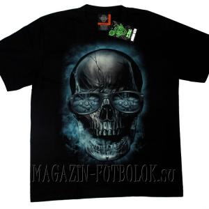 casino skull 3 д футболки