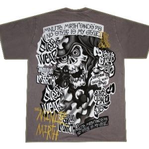 череп с паззлами оригинальная футболка