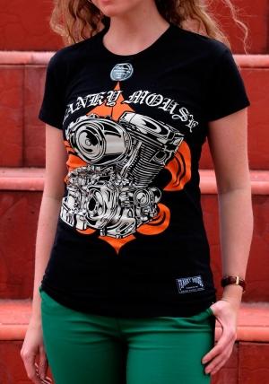 Choppers Race Team — женская футболка