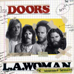 Диск The Doors LA Woman