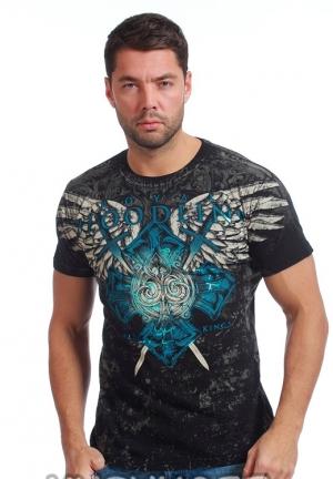футболка xzavier l1515blk