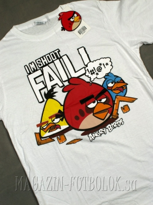 футболка angry birds im shoot fail