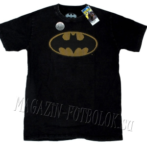 футболка с эмблемой супергероя batman