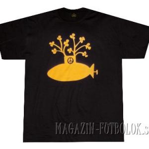 футболка beatles желтая подводная лодка