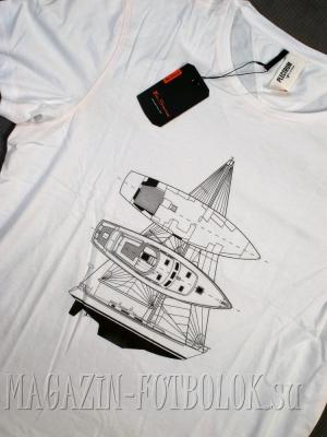 футболка ben sherman yachting