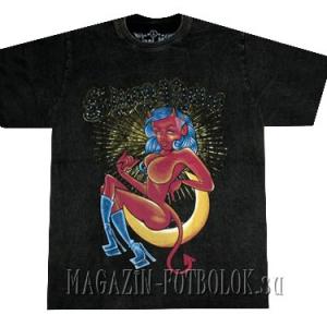 футболка devils woman