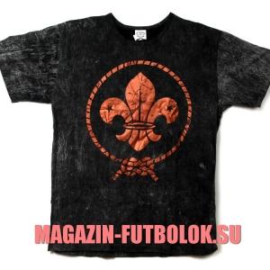 модная футболка для подростков