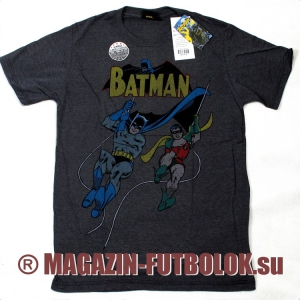 футболка flying batman