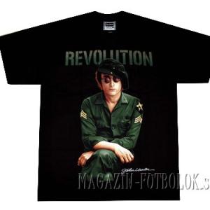 футболка john lennon revolution