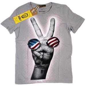 футболка john lennon vs usa