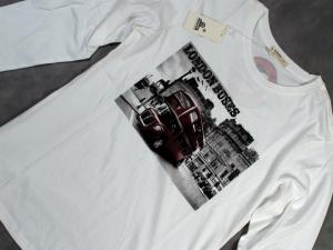 футболка london bus