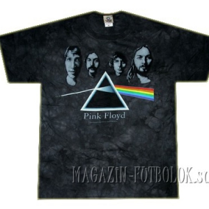 футболка с фото pink floyd - dark side group