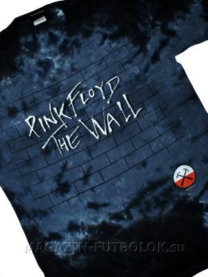 футболка pink floyd brick wall