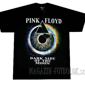 футболка pink floyd dark side