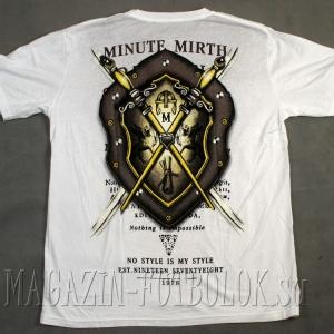 футболка с короной crown and sword