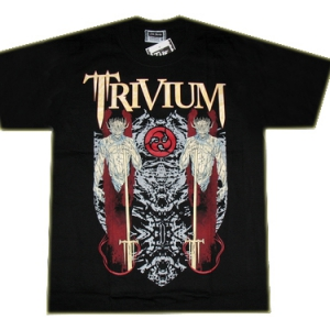 футболка trivium