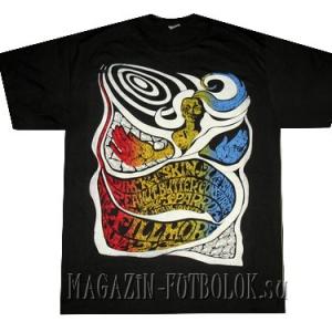 футболка винтажная fillmore