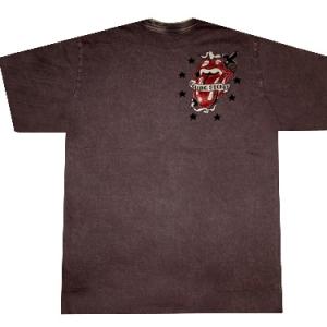 футболки rolling stones tattoo