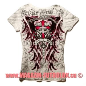 женская футболка angels diamonds