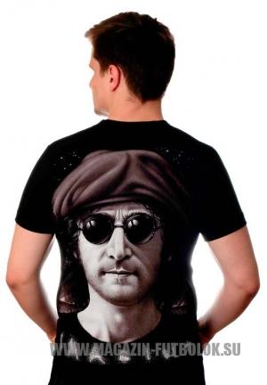 Футболки Джон Леннон Imagine
