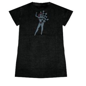 футболка с креативным рисунком herbie
