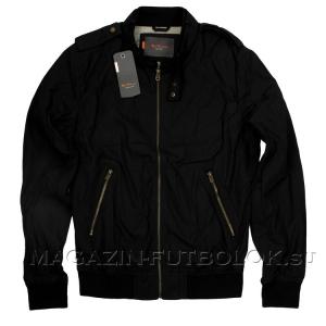 куртка ветровка ben sherman черная