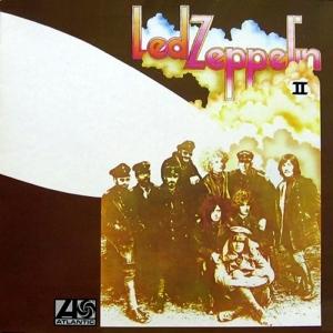 пластинка led zeppelin 2