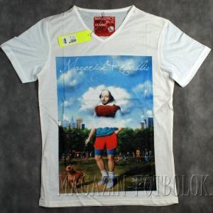 man&dog - футболка мужская с рисунком