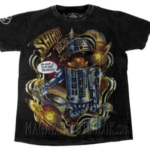 необычная футболки astronaut