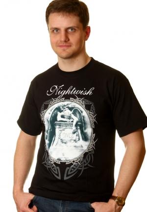 футболка nightwish once