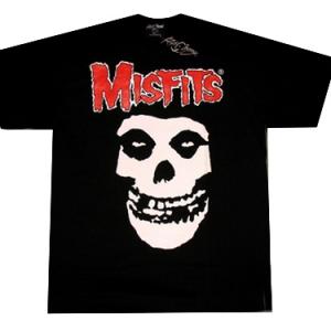 punk rock футболки misfits