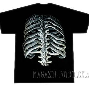 ribs - светящиеся футболка