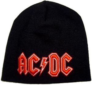 рок шапка acdc classic
