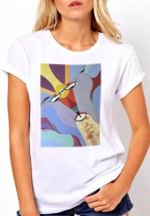 футболка гелиос