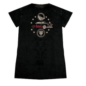 женская футболка с надписью tattoo