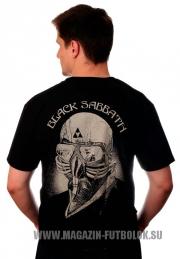 Футболка Black Sabbath Тони Старка