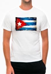 Футболка Cuba Flag