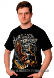Eagle Legendary - байкерские легендарные футболки