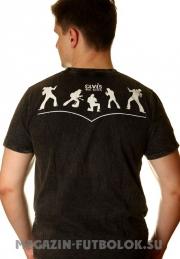 футболка elvis presley vintage shiroi neko
