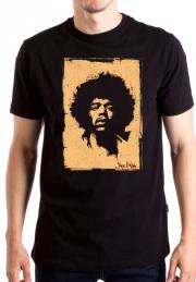 Футболка Jimi Hendrix Poster Vintage