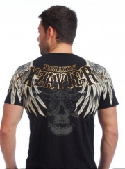 футболка xzavier l1528blk
