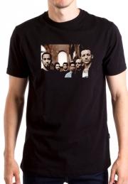 Футболка Linkin Park с группой
