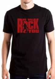 Футболкa Queen We Will Rock You